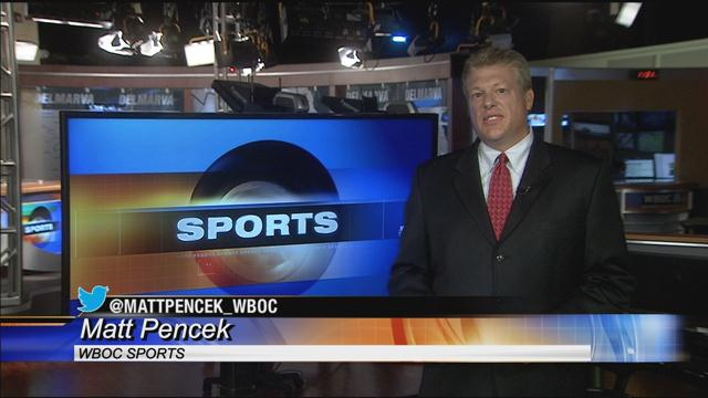 WBOC Sports Report – Monday October 23, 2017