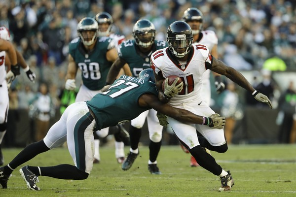 Eagles Look At The 2016 Formula Against The Falcons