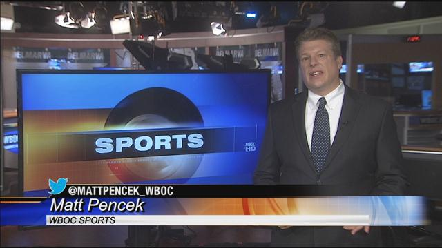 WBOC Sports Report – Tuesday May 1, 2018