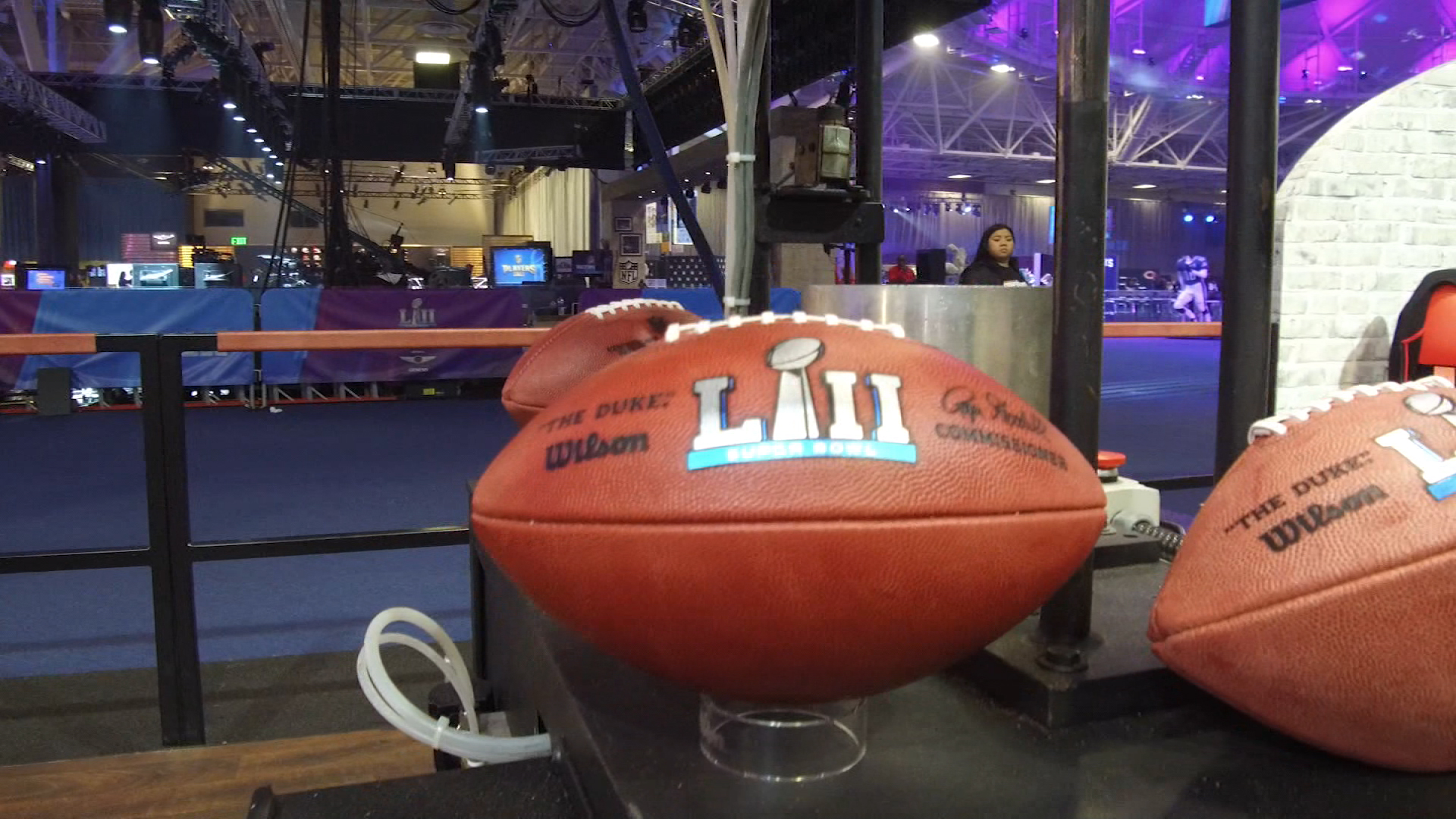 Super Bowl LII: How the Pigskin is Put Together