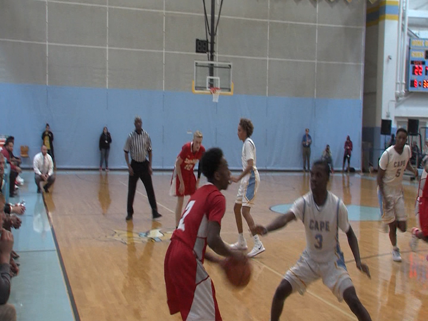 Fight During Henlopen North Division Tie Breaker Game Forces Early Ending