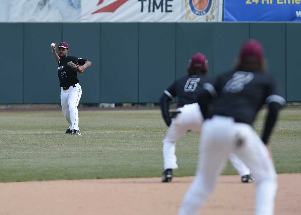 UMES Baseball Falls to Coppin State in Extras