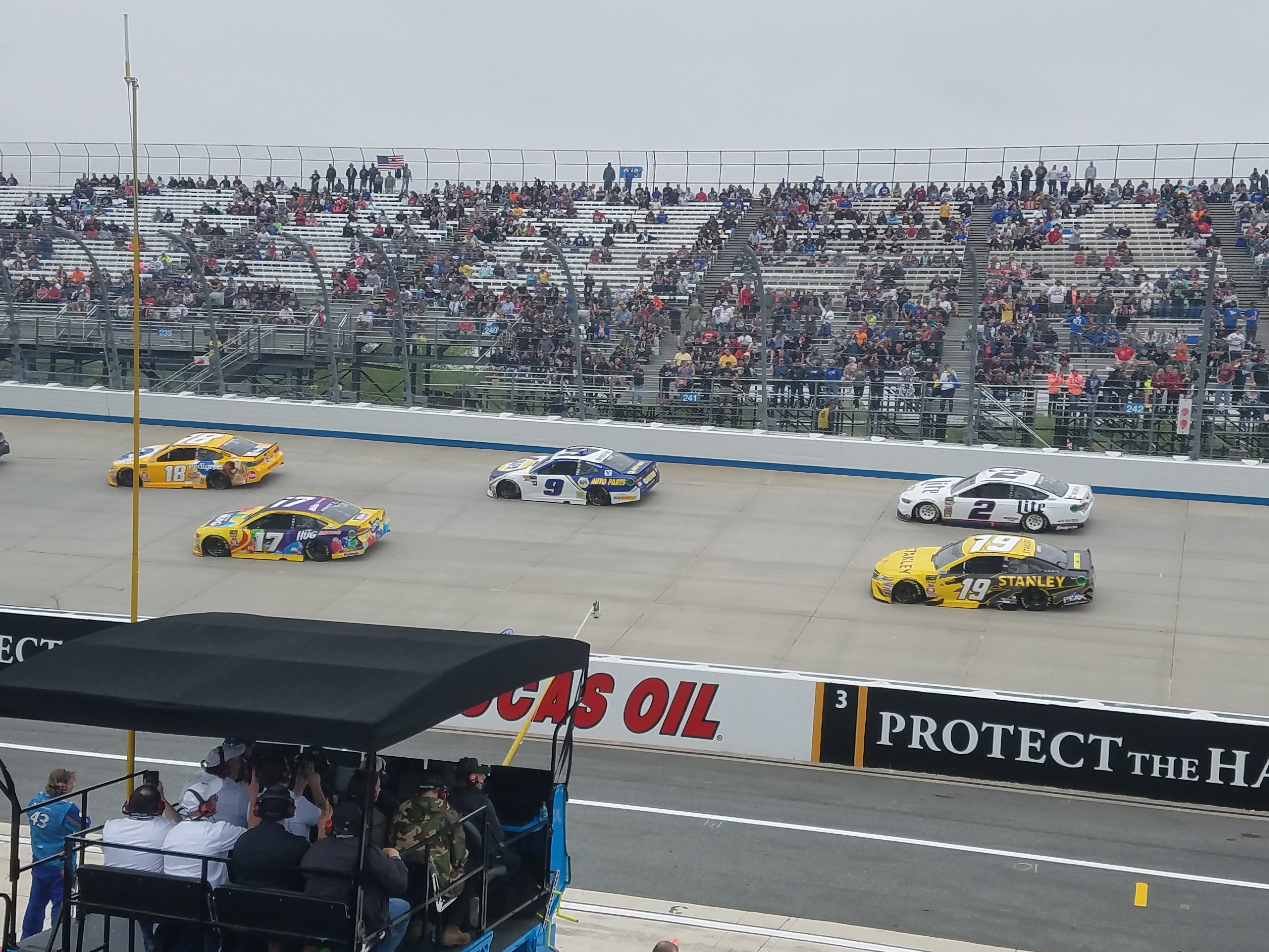 NASCAR'S Leaders Address Concerns About Its Future