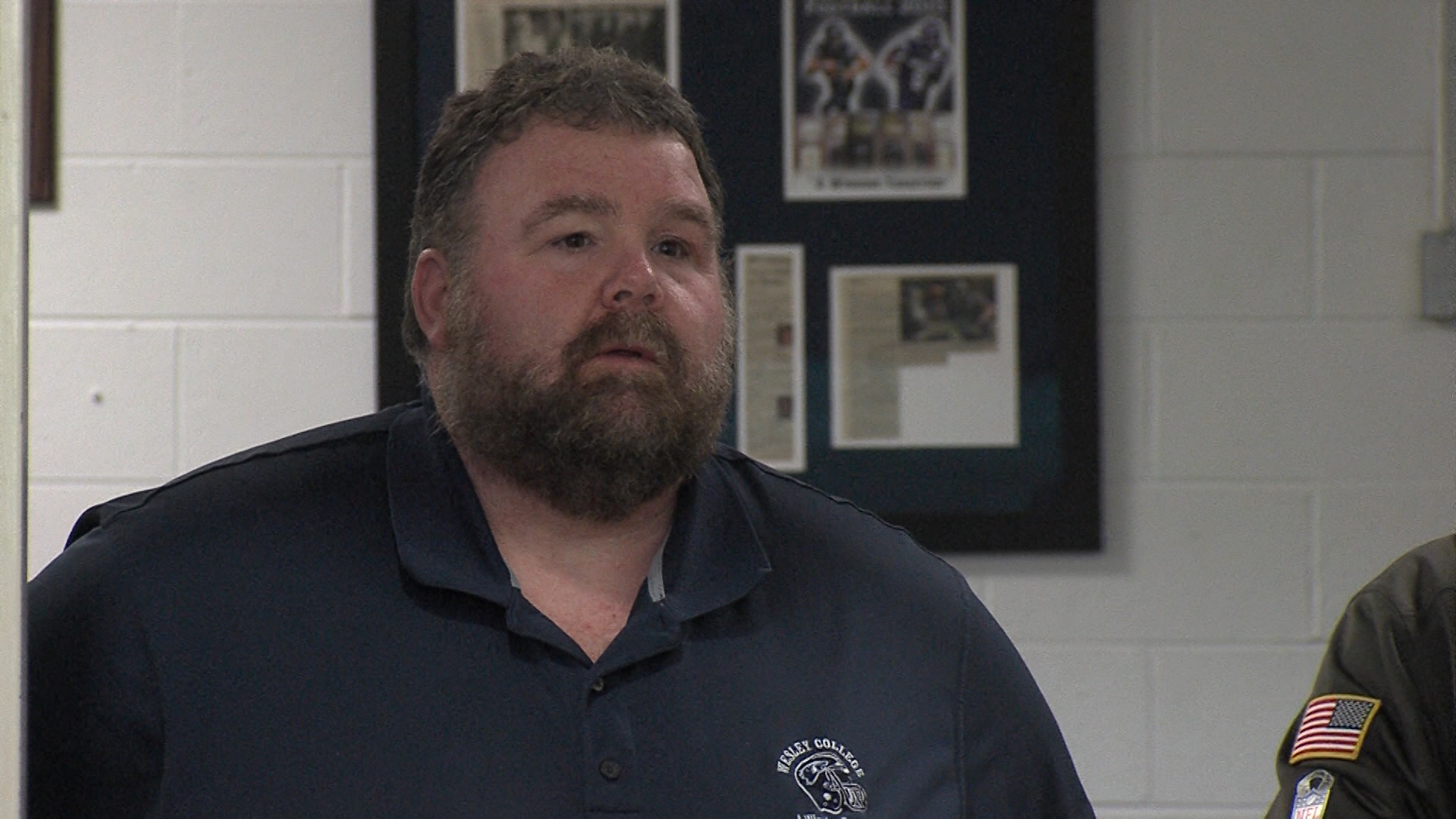 Wesley College To Induct Mike Drass