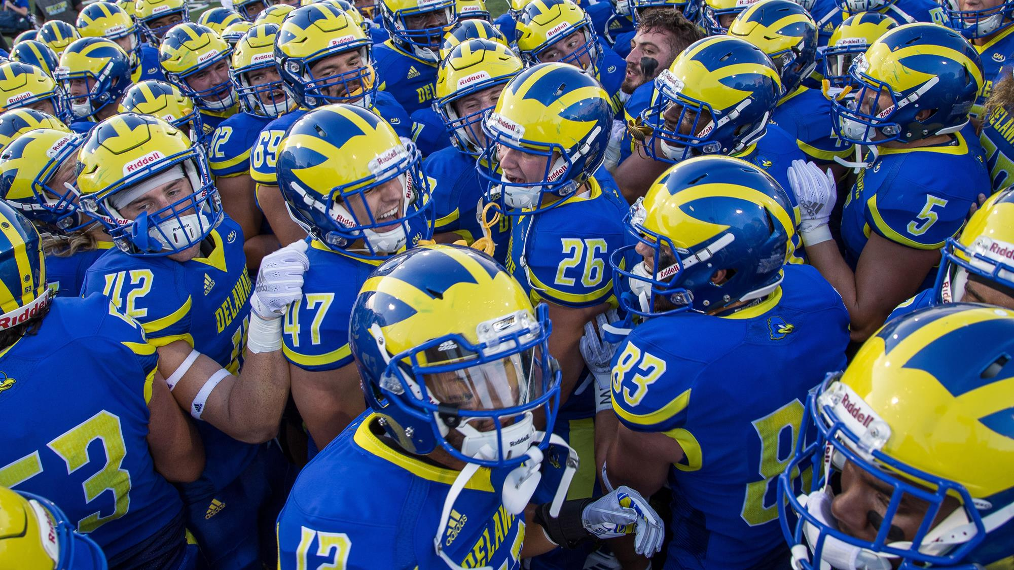 Blue Hens to Take on Rutgers in 2021