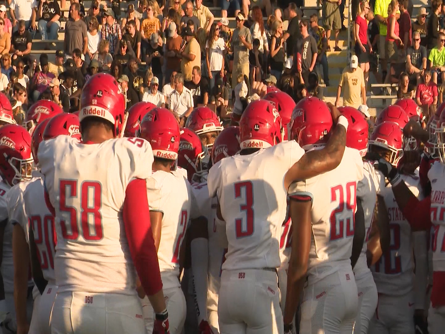 Delaware State Seeks First Win Of The Season In Road Trip To Howard