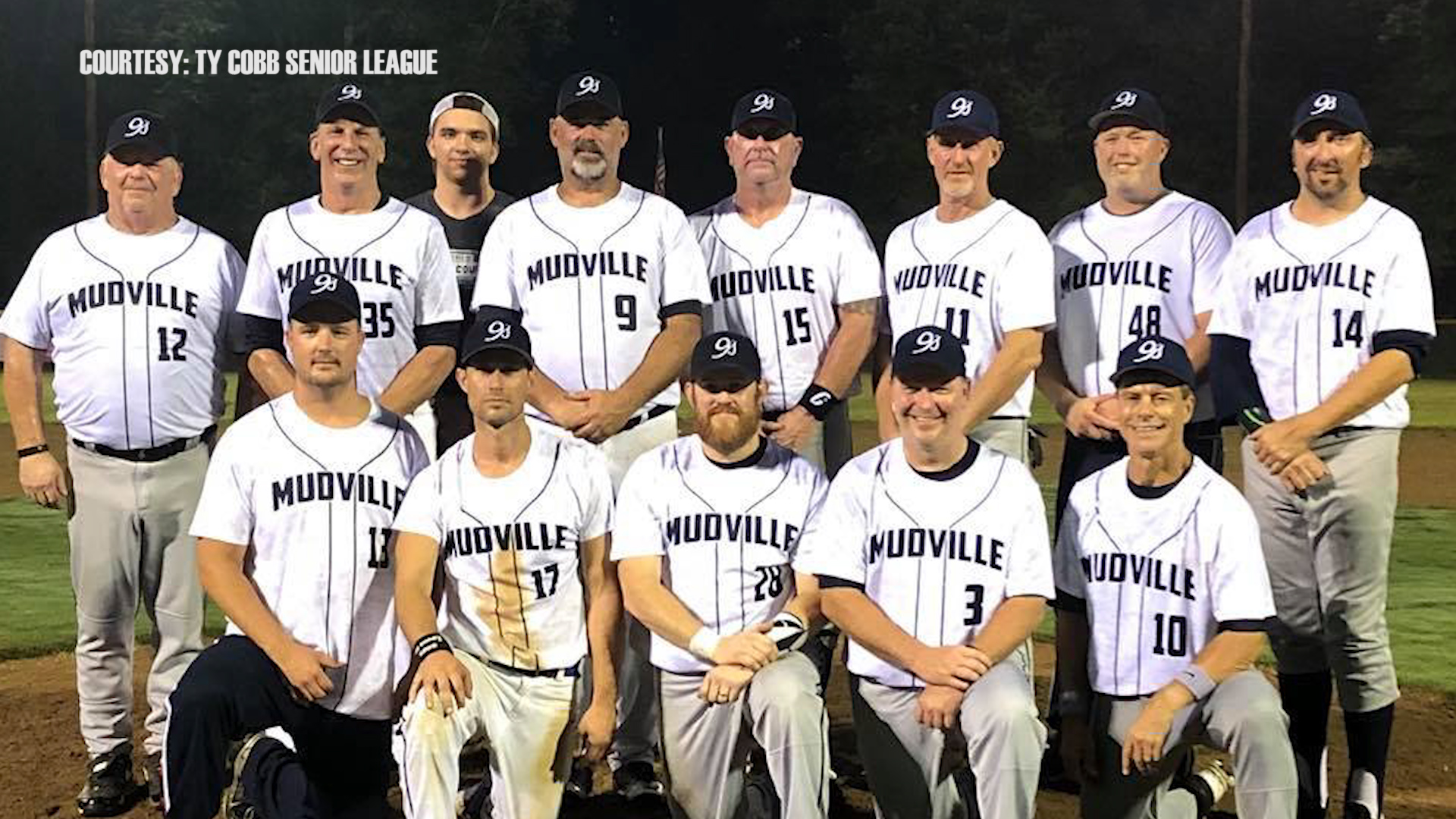 Ty Cobb Senior League gives people a chance to play baseball once again