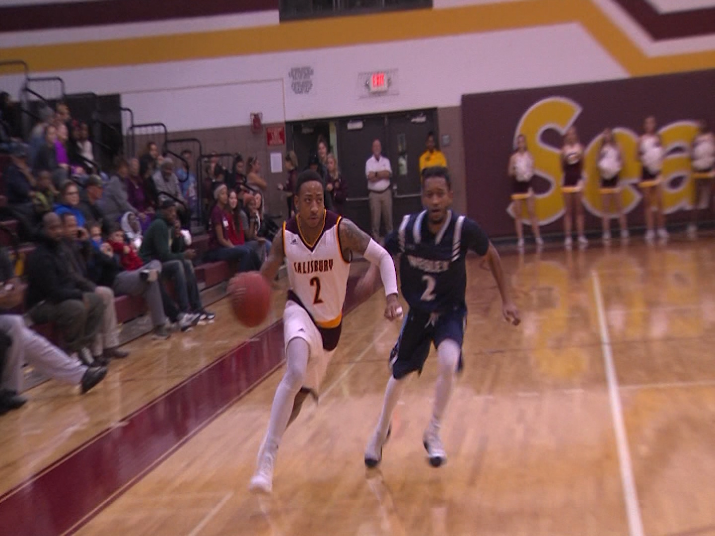 Salisbury Continues To Climb In D3 Basketball Rankings