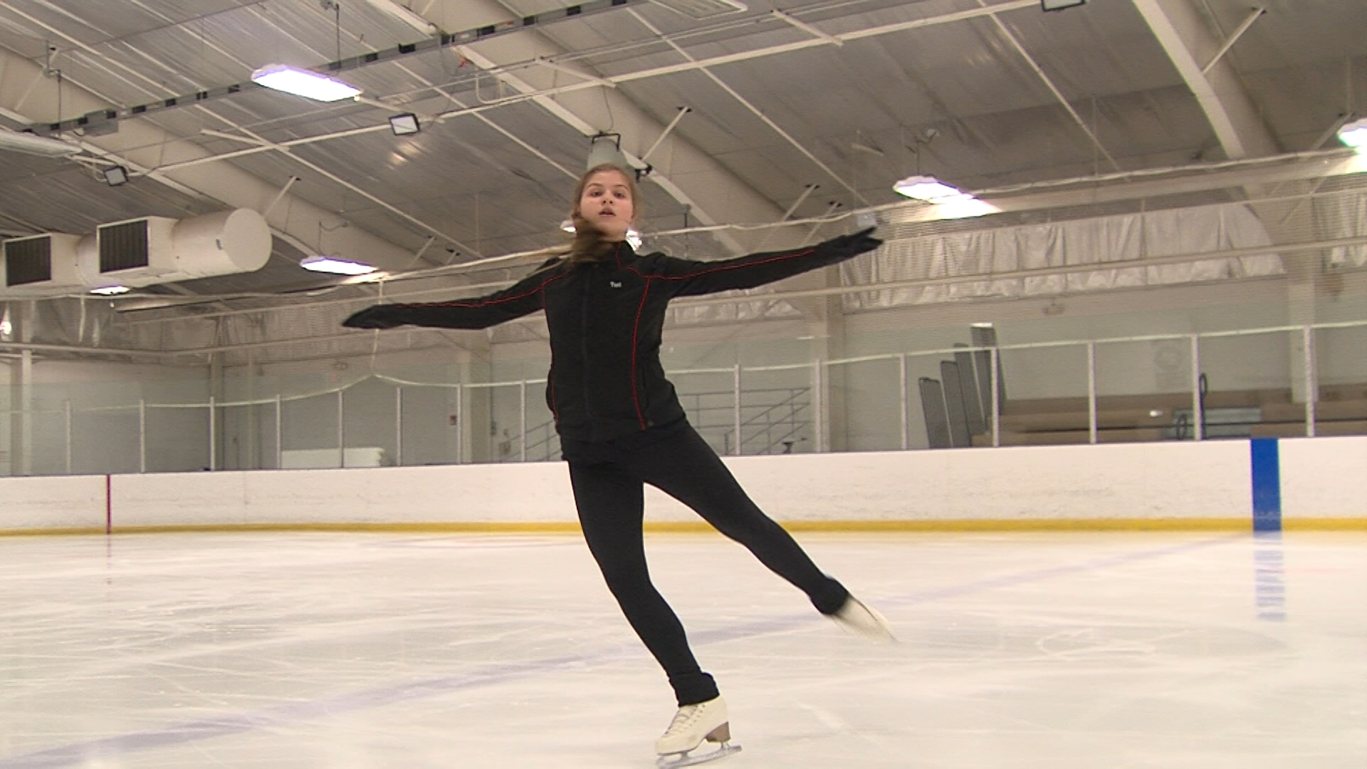 Former National Champion Figure Skater is Bringing the Sport of Figure Skating to Delmarva
