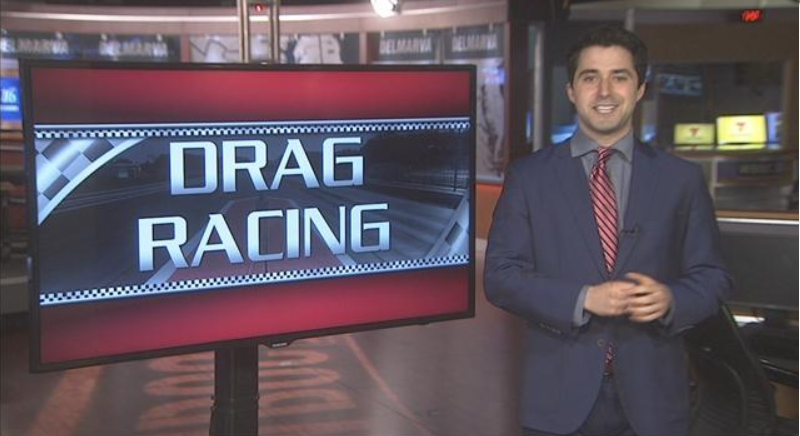 WBOC Sports- Drag Racing Week 1 Winners