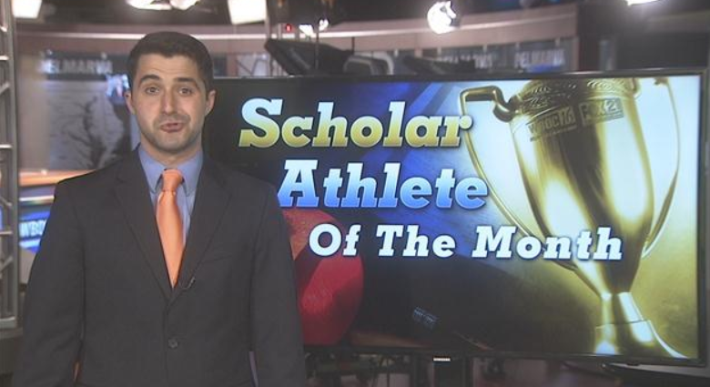 Cape Henlopen Wins Title Again, and Brandon Wagner – May 2019's Scholar Athlete of the Month
