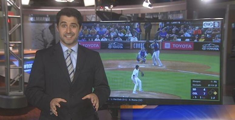 Max Scherzer Breaks his Nose; Thrilling baseball highlights.