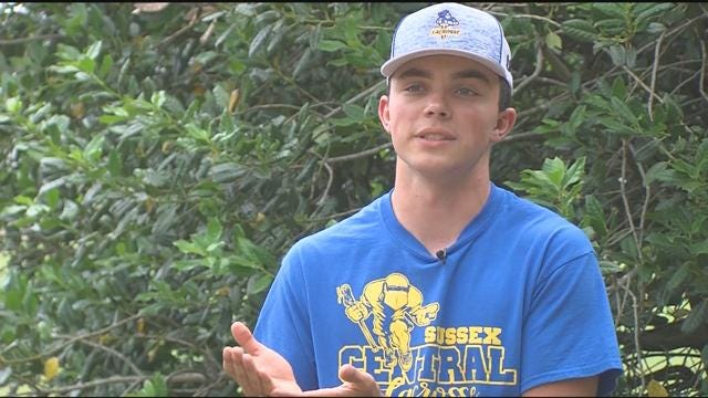 Will Kenney– June 2020 Winner – WBOC Mountaire Scholar Athlete of the Month
