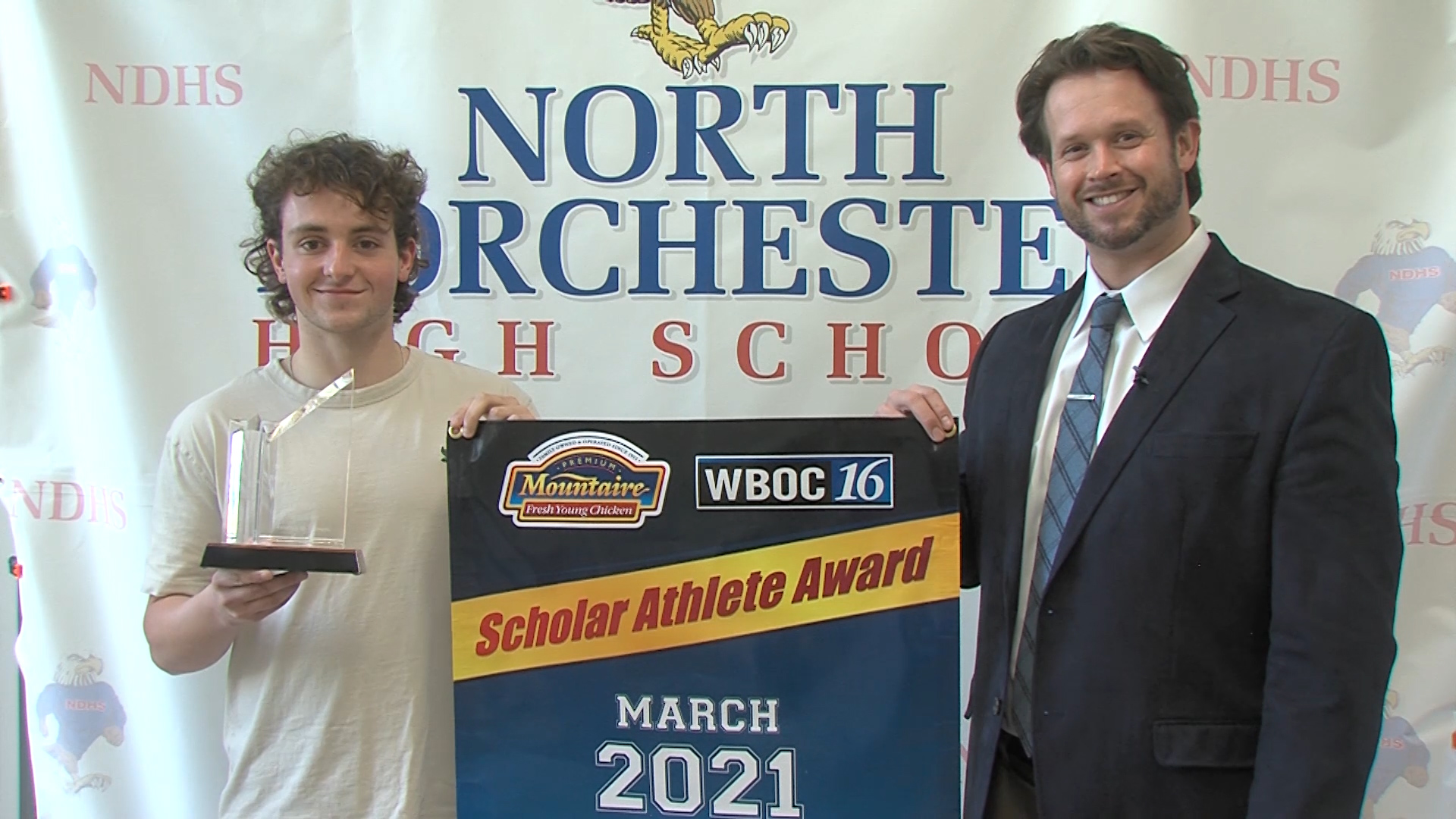 Devin Lord – March 2021 Winner – WBOC Mountaire Scholar Athlete Of The Month