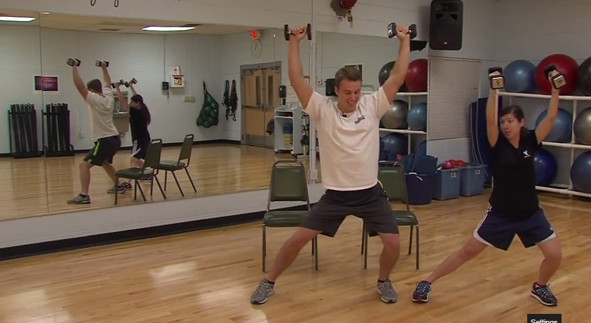 Wellness and At Home Exercises – Monday, January 19, 2015