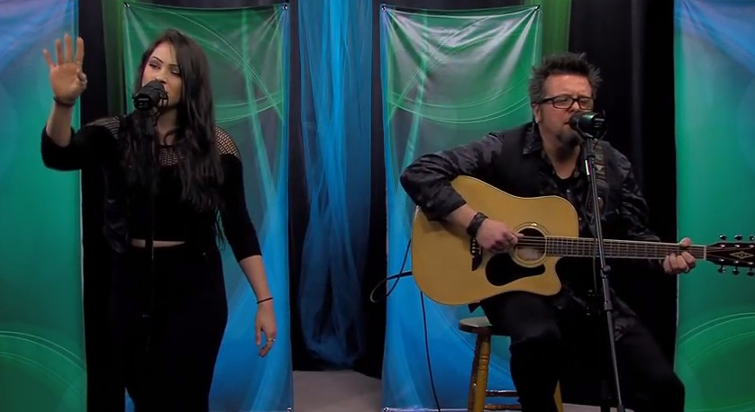 """Paul & Alyssa Lewis Sing """"We Are Waiting""""- Friday, February 6, 2015"""