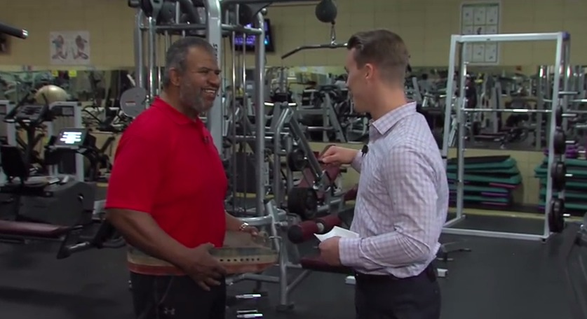 Sean talks with the World's Strongest Drug-Free Man, Mike Hall