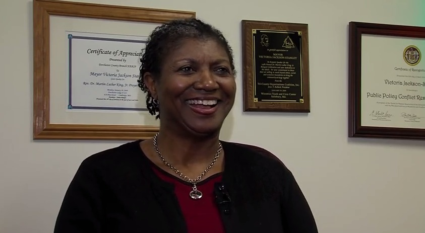 Delmarva Treasure – Victoria Jackson-Stanley, Mayor of Cambridge