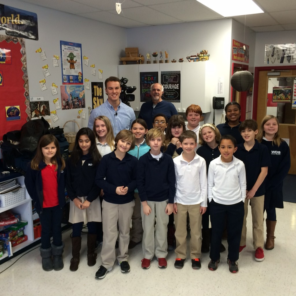 Wicomico Day School – Monday, February 23, 2015