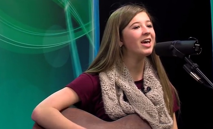 "Summer Snead Sings ""Spare Change"" & ""The Calm Before the Storm"" – Friday, February 27, 2015"
