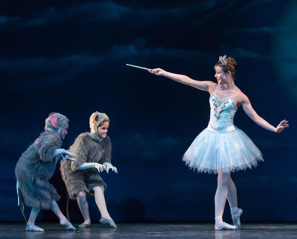 Cinderella the Ballet – Ocean City Performing Arts Center – Wednesday, March 4, 2015