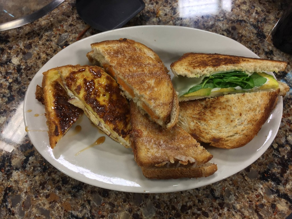 Spruce Up Your Grilled Cheese!