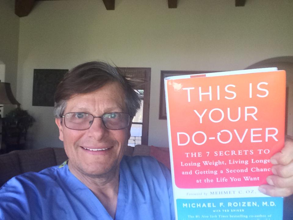 Dr. Michael Roizen: Get Your Health Back on Track! – March 11, 2015