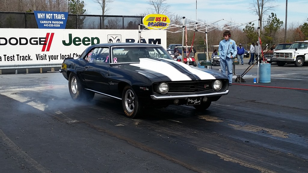 US 13 Dragway – Roger Ridgeway Wins Season Kick Off – Sunday, March 22, 2015