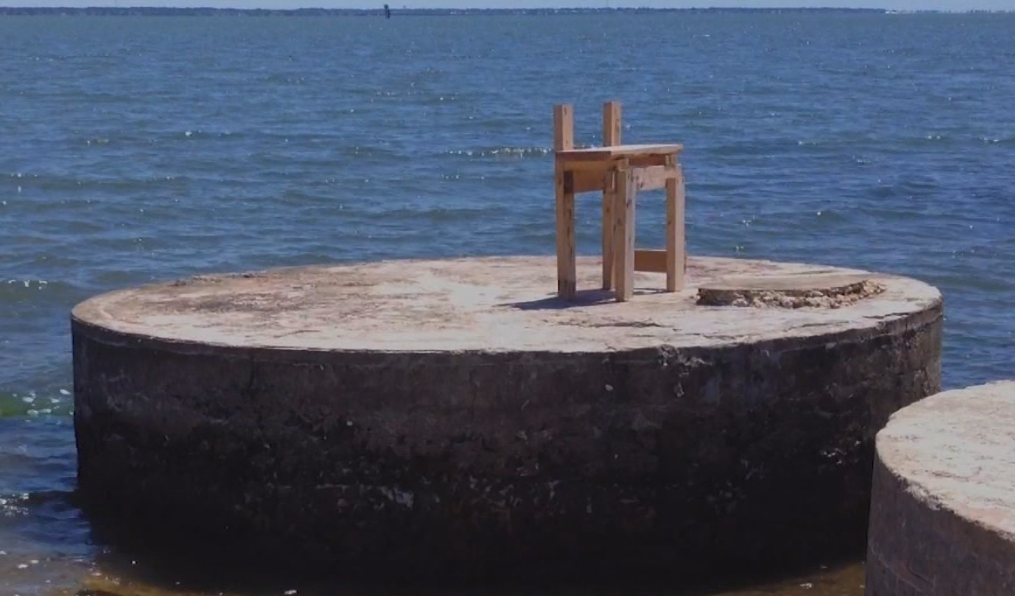 Travels With Charlie: Inspirational Chair