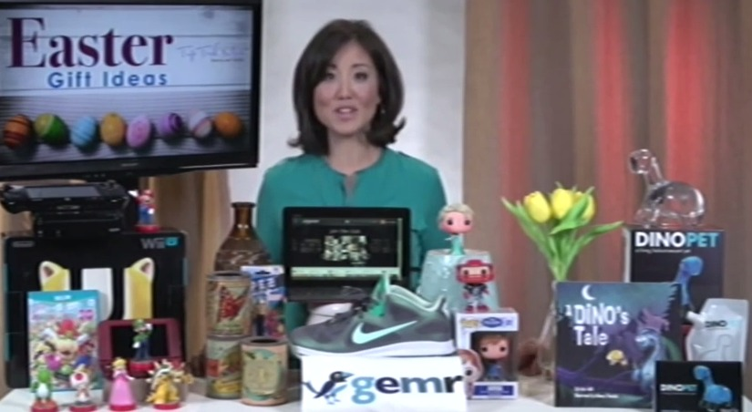 Easter Tech Gift Ideas – Tuesday, March 31, 2015