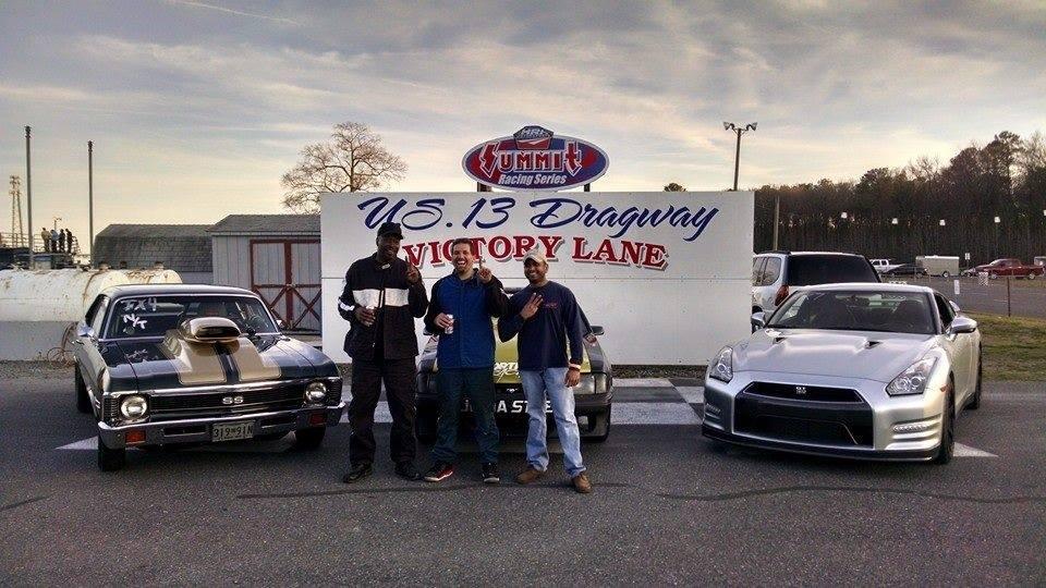 """The List"" Top 10 Grudge Racing Series – US 13 Dragway"