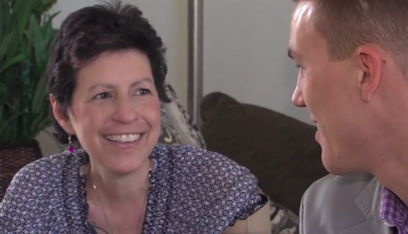Delmarva Woman, Daniele Albanese, Talks About Dealing with Breast Cancer – Monday, April 13, 2015