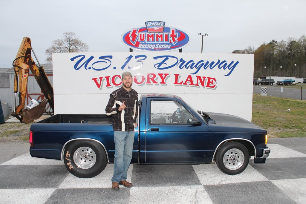 Daryl Beauchamp Wins Pro at US 13 Dragway – April 19, 2015