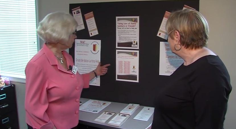 MAC Caregiver Resource Center – Wednesday, April 22, 2015