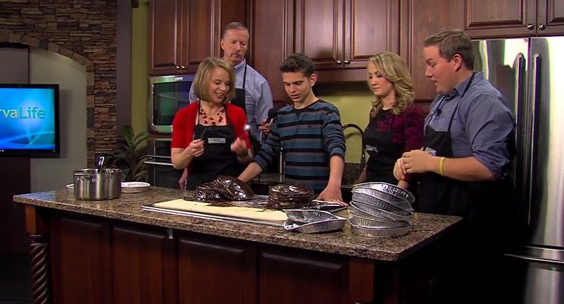 Smith Island Cake Challenge – Monday, April 27, 2015