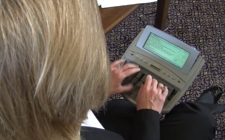 Learning about Stenography with Mikea Tuner – Tuesday, April 28, 2015