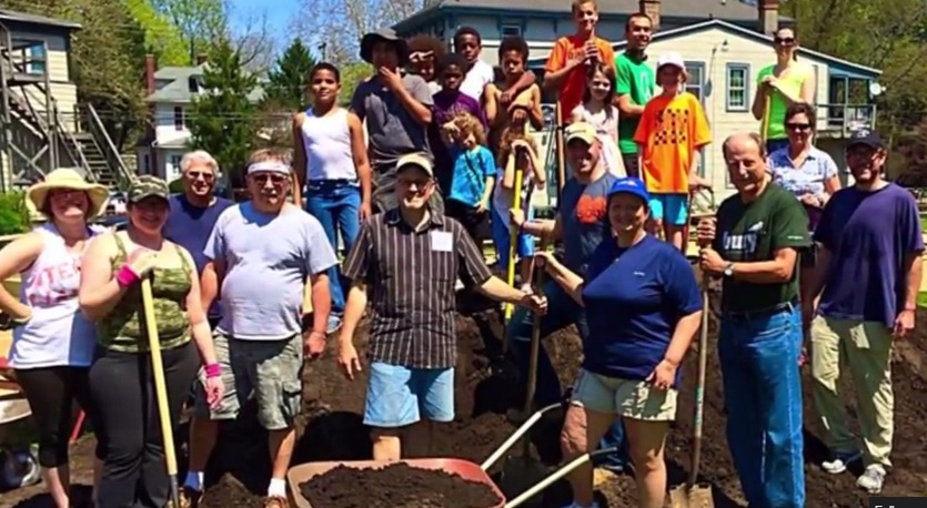 Delmarva Treasure: Camden Community Garden – Tuesday, April 28, 2015