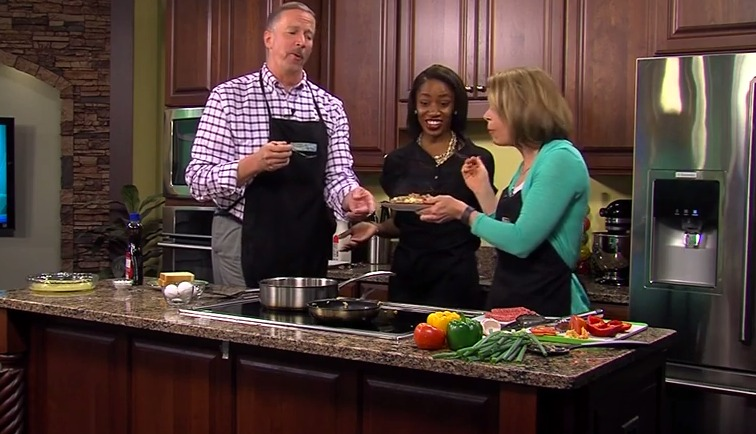 Getting to Know Nicole Edenedo As She Shares Her Breakfast Recipe – Tuesday, April 28, 2015