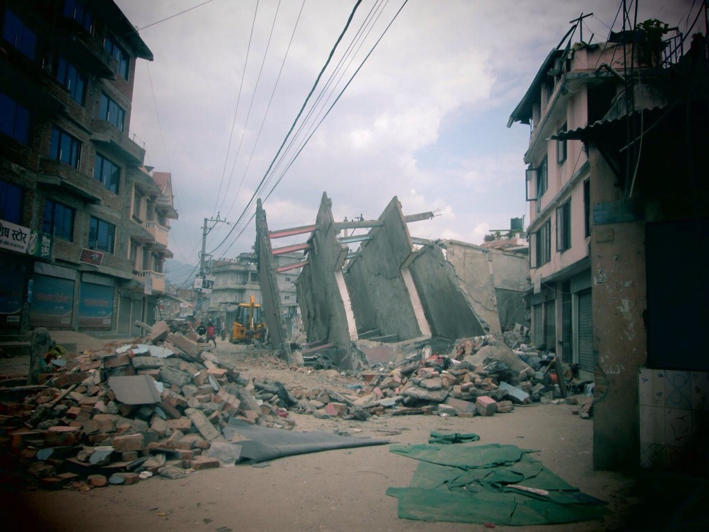 Give Send Go for Nepal