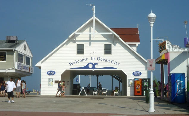 Ocean City & Rehoboth Beach Makes Budget Travel's Top 20 Most Awesome Boardwalks in America List