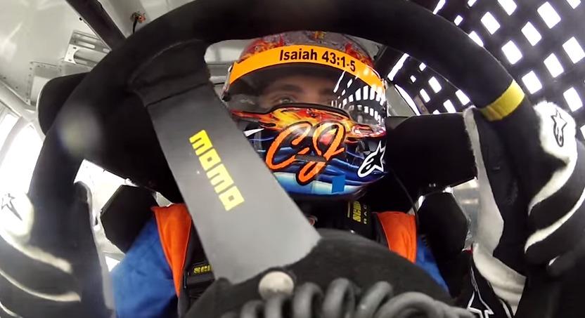 Local Racecar Driver CJ Faison Signs with NASCAR