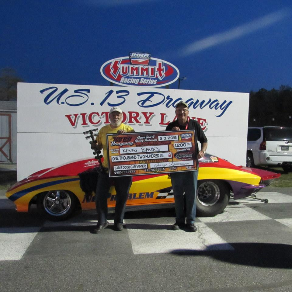 Jerry Ketterman's Super Bad 8 Spring National Winners