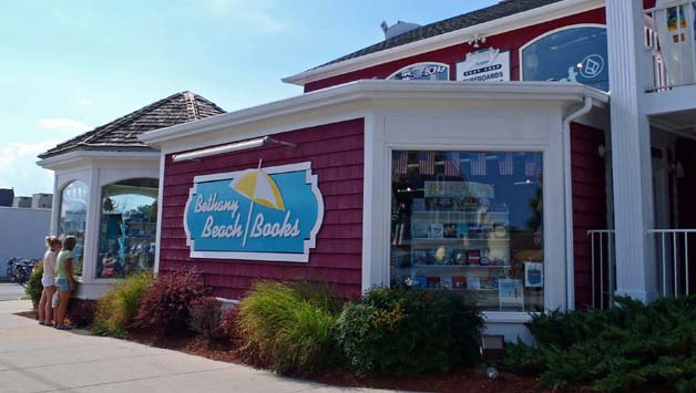 Bethany Beach Books' 'Book Drop Box' Made Top 20 List by Buzzfeed