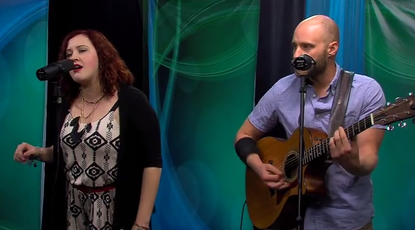 Alex & Shiloh Perform & Tell About Their CD Release Party – Friday, May 1, 2015