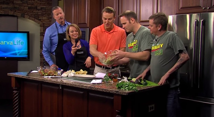 Cinco De Mayo Recipe Challenge with Whiskey & Randy from Froggy 99.9 – Monday, May 4, 2015