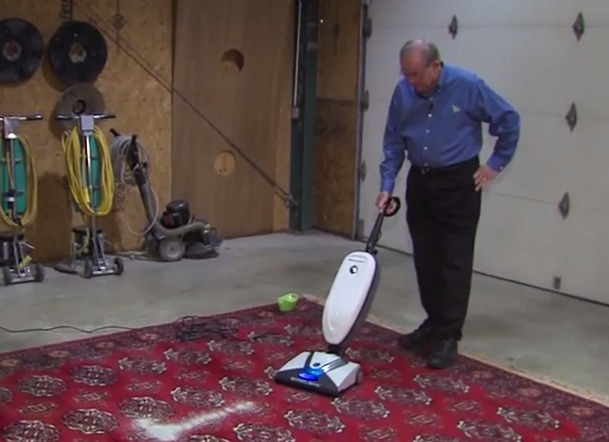 Put It To The Test – Soniclean Vacuum – Monday, May 4, 2015