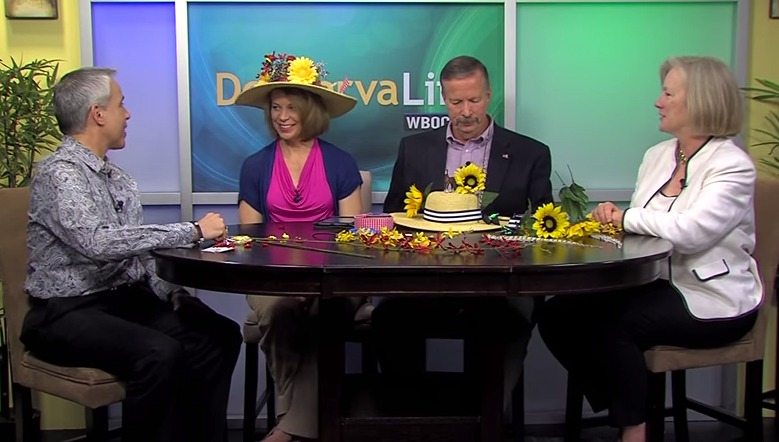 Hats for Hospice – Thursday, May 7, 2015