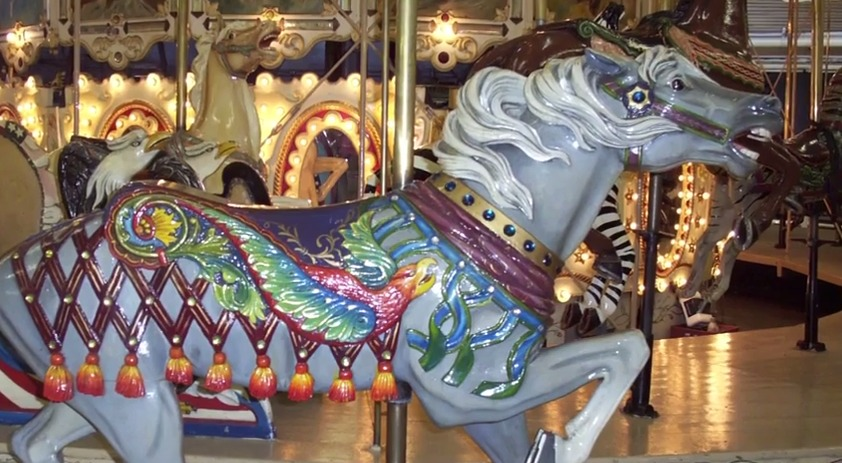 History of the OC Boardwalk and Trimper's Rides- Friday, May 8, 2015