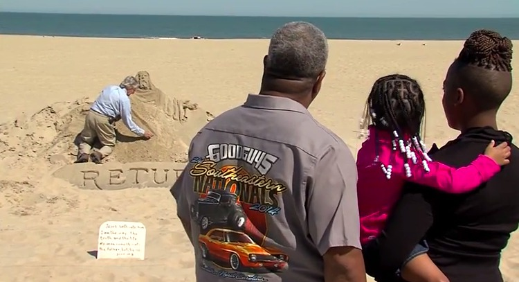 OC Life-Saving Station Museum & OC Sand Sculptures – Friday, May 8, 2015