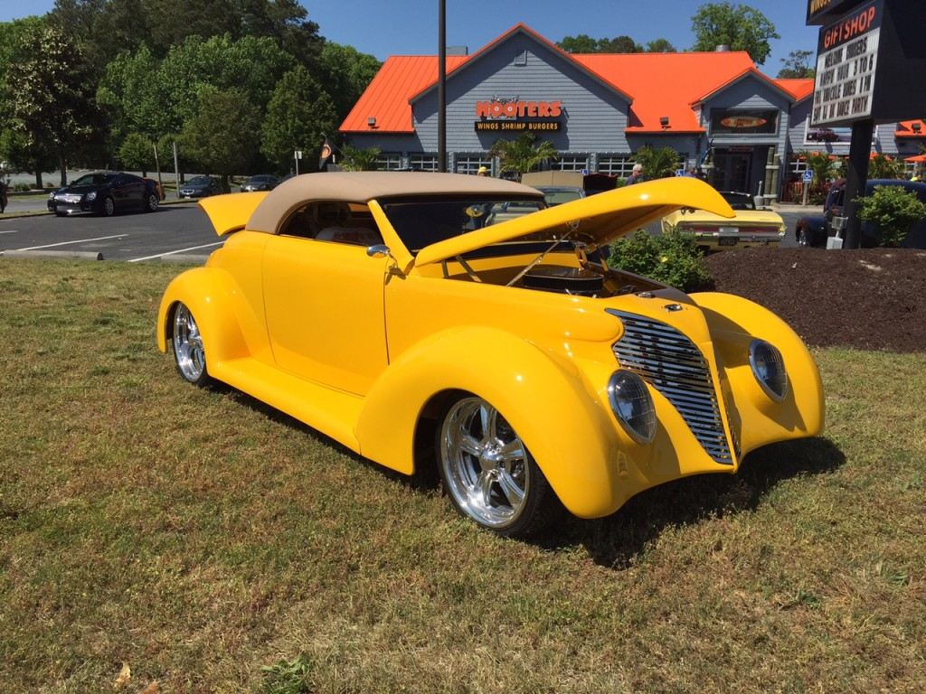 Cruisin' Ocean City, Md. is this Weekend, May 14-17